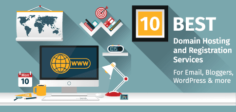 10 Best Domain Hosting and Registration Services (2019)
